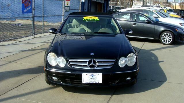 2007 Mercedes-Benz CLK-Class 2dr Cabriolet 3.5L