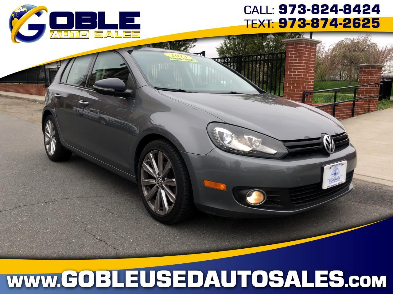 2013 Volkswagen Golf 4dr HB Man TDI w/Tech Pkg *Ltd Avail*