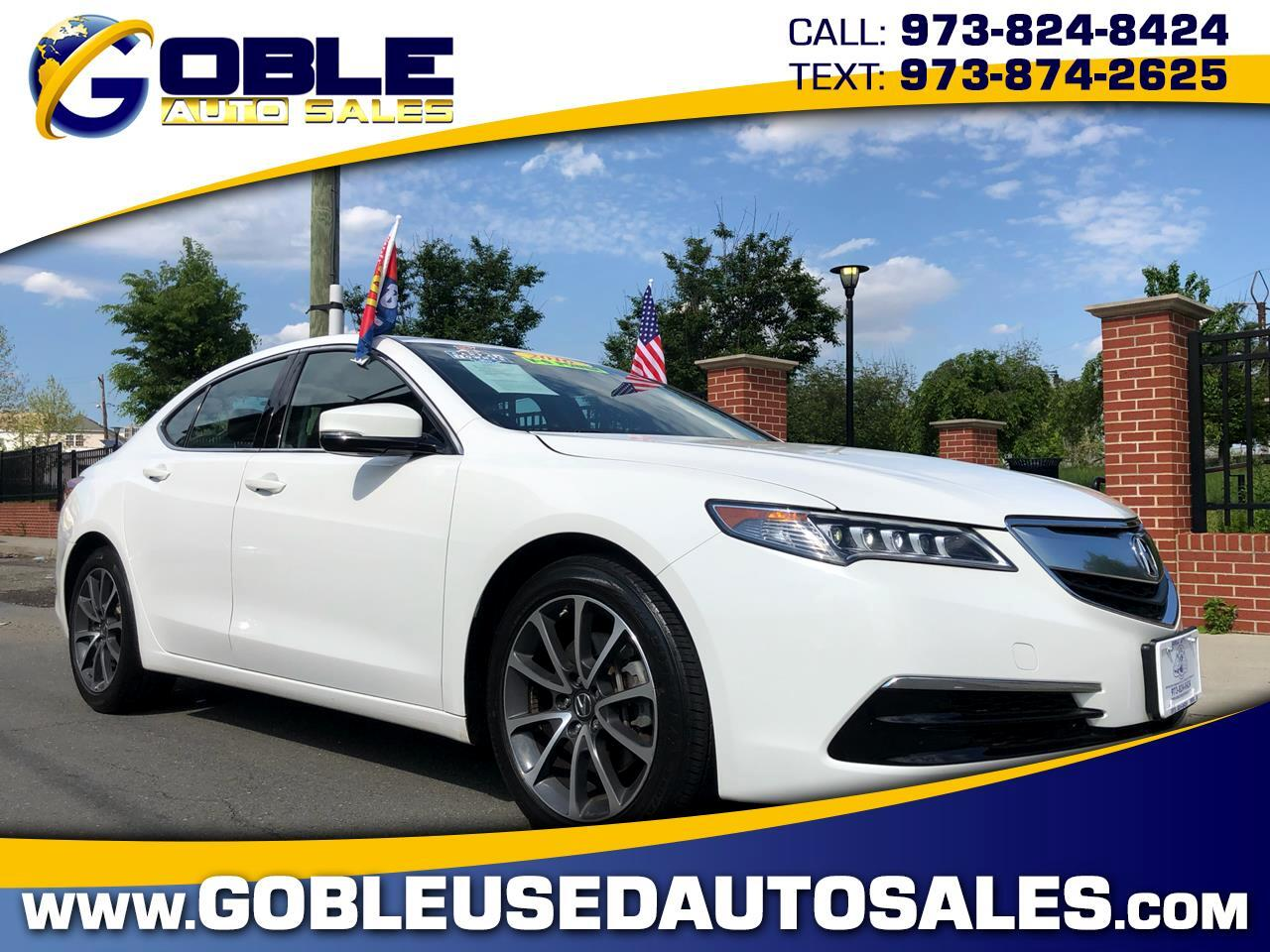2016 Acura TLX 4dr Sdn FWD V6 Tech