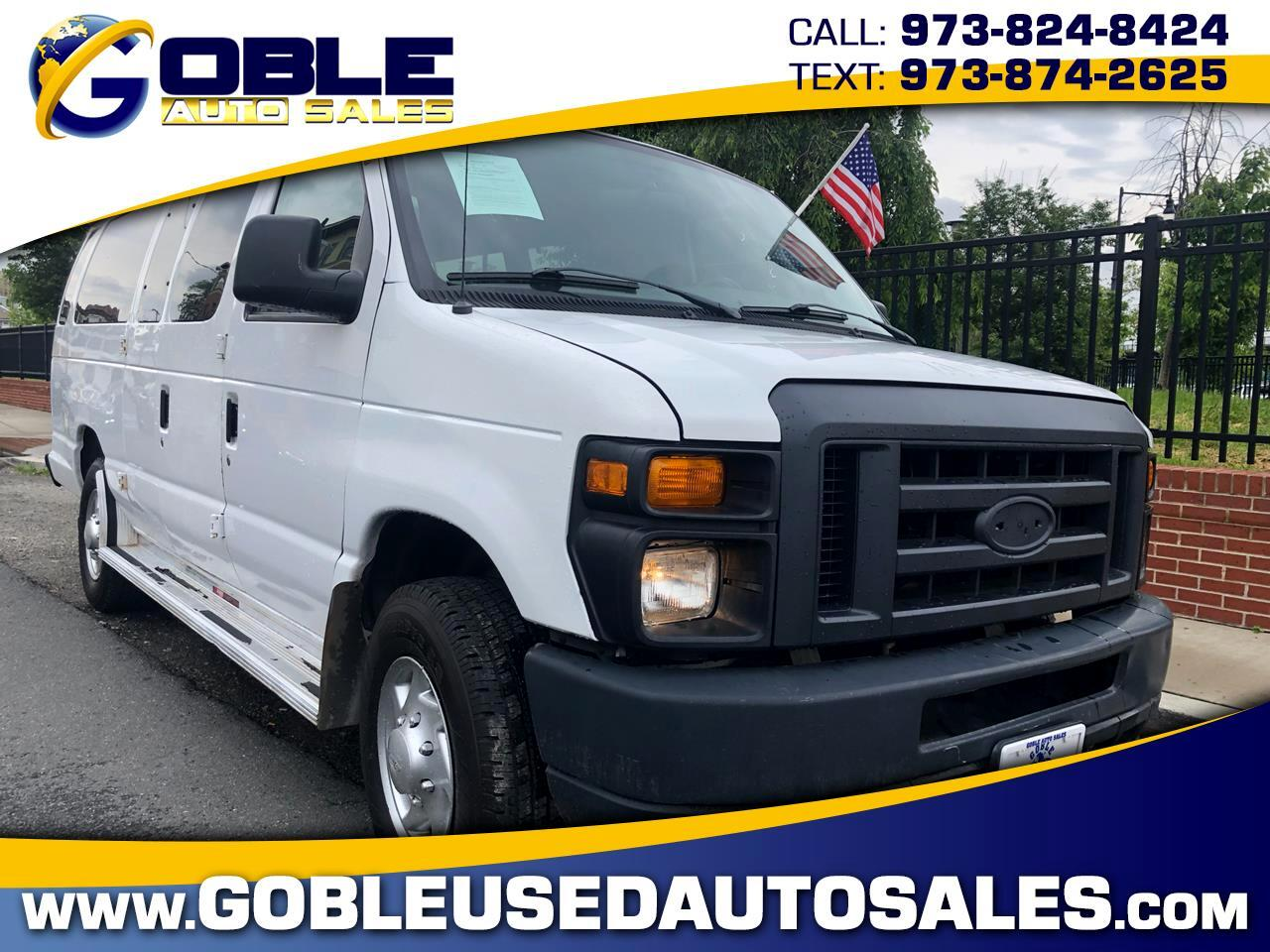 2008 Ford Econoline Wagon E-350 Super Duty Ext XLT