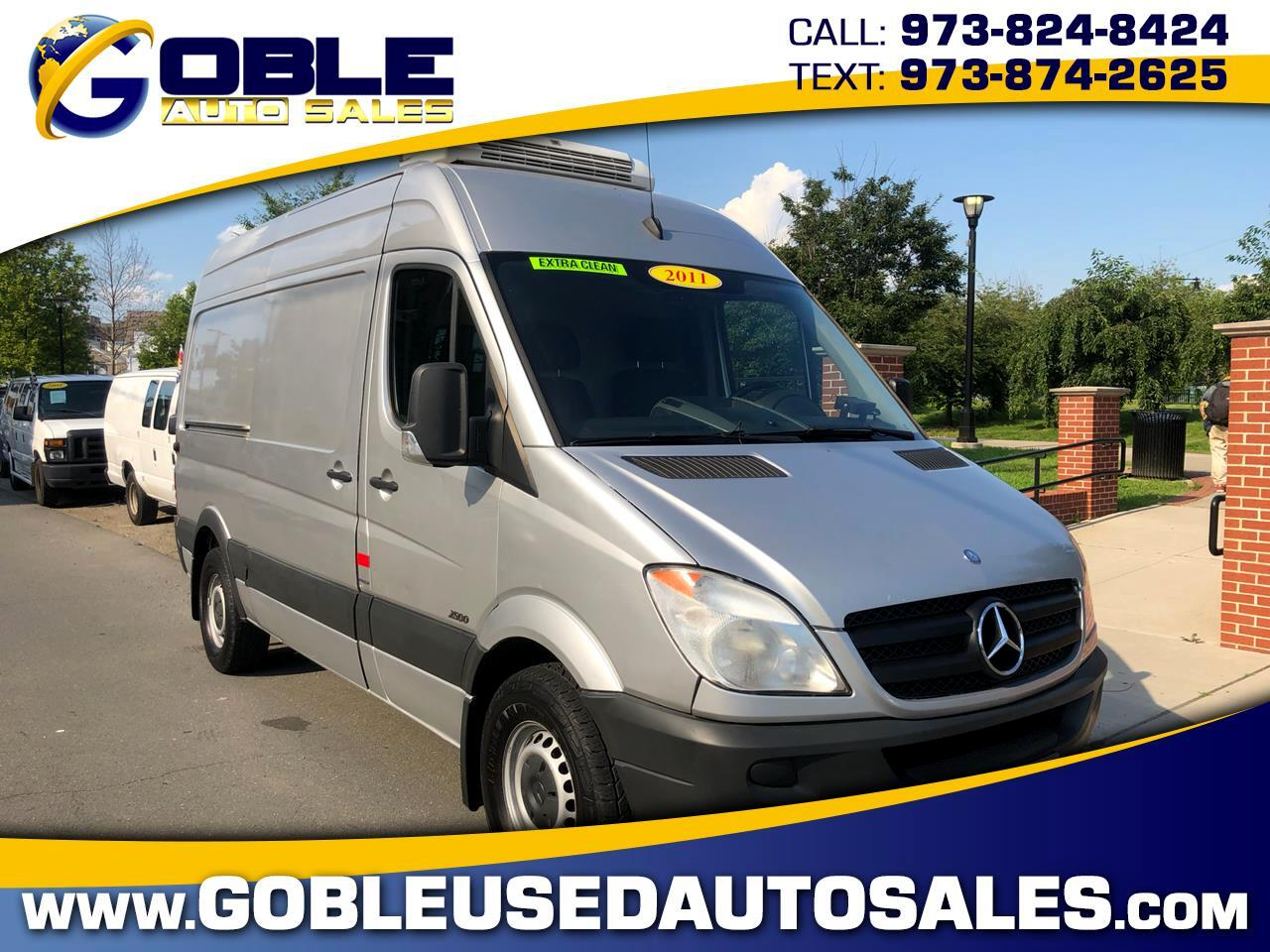 2011 Mercedes-Benz Sprinter Cargo Vans 2500 144