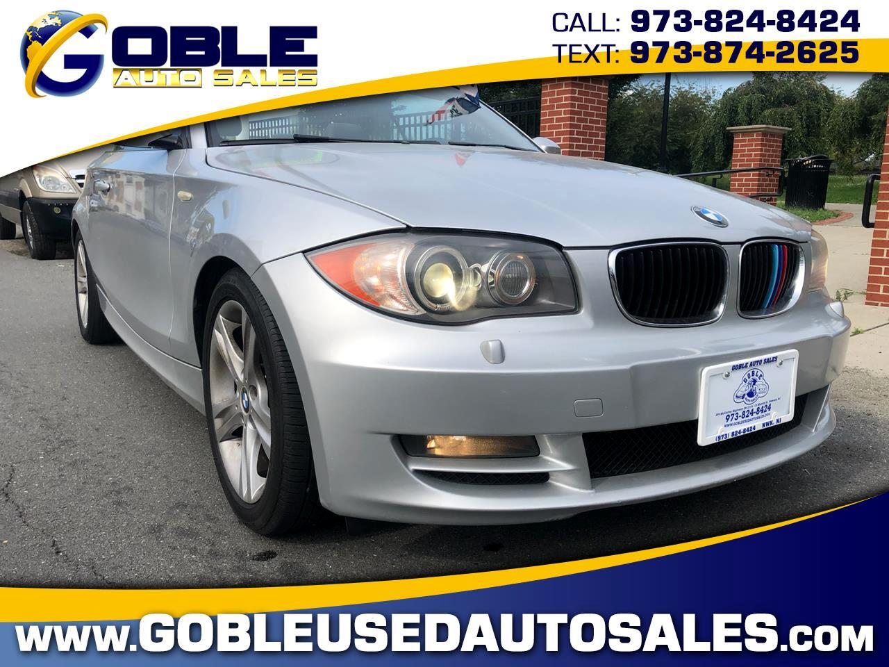 2008 BMW 1 Series 2dr Conv 128i