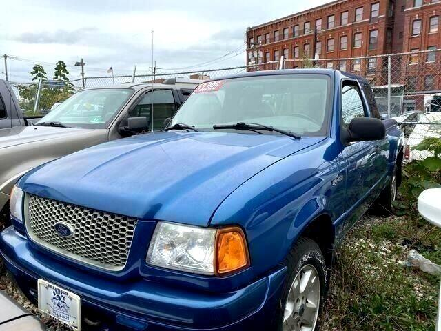 Ford Ranger Supercab 4.0L XLT Off-Rd 4WD w/391A 2001