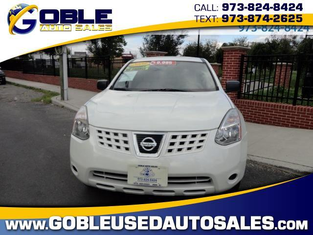 2010 Nissan Rogue S AWD
