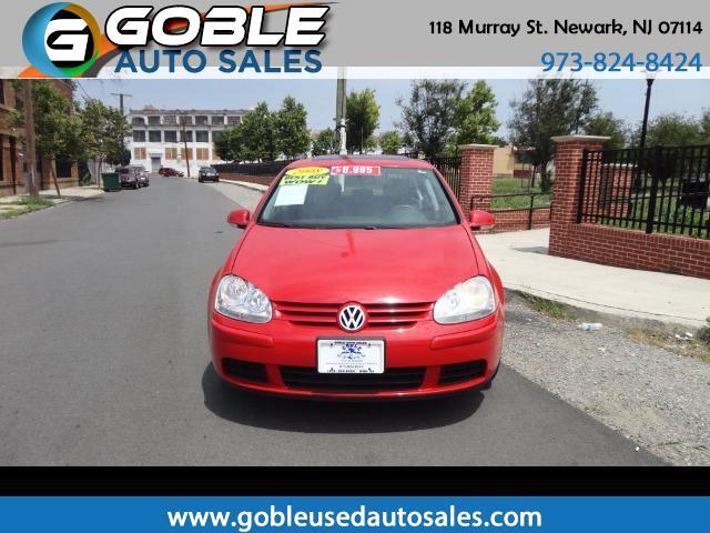 2008 Volkswagen Rabbit 4-Door S