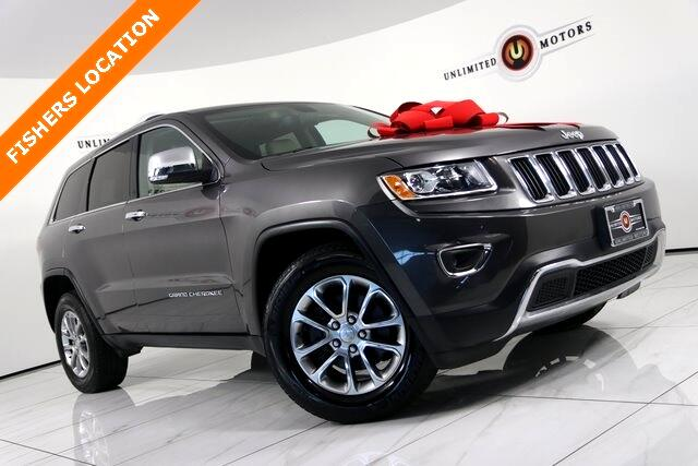 2015 Jeep Grand Cherokee 4dr Limited 4WD