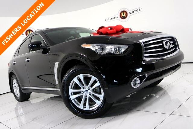 2015 Infiniti QX70 Base AWD