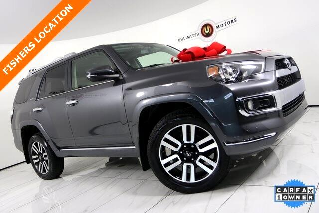 2016 Toyota 4Runner Limited 4WD V6