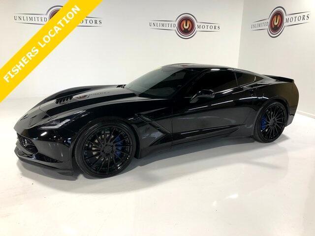 2015 Chevrolet Corvette 1LT Coupe Automatic