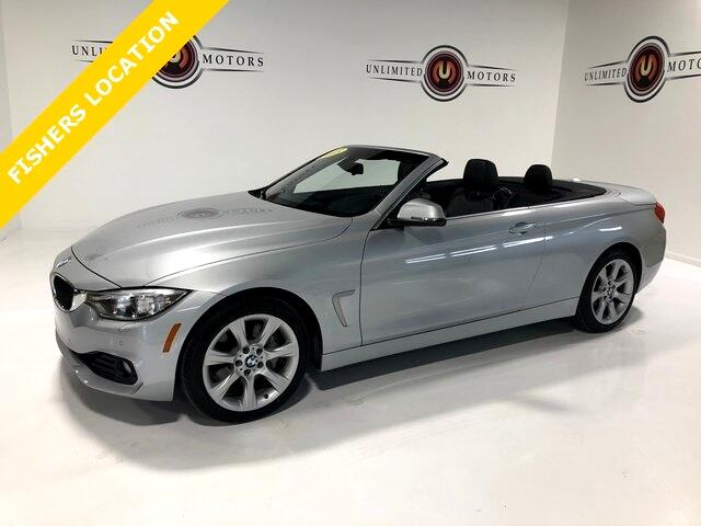 2015 BMW 4-Series 435i xDrive convertible