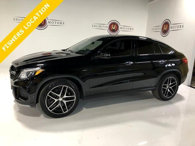 2016 Mercedes-Benz GLE Class GLE 400 4MATIC AMG
