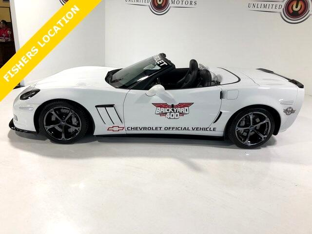2011 Chevrolet Corvette GS Convertible 4LT