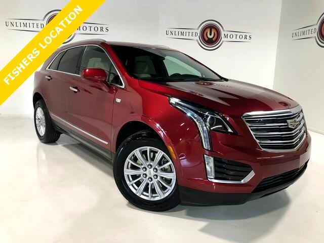 Cadillac XT5 Base AWD 2019