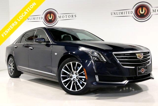 Cadillac CT6 4dr Sdn 3.6L Luxury AWD 2016