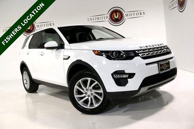 Land Rover Discovery Sport Landmark 4WD 2019