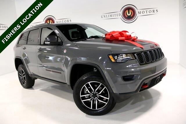 Jeep Grand Cherokee Trailhawk 4x4 2020