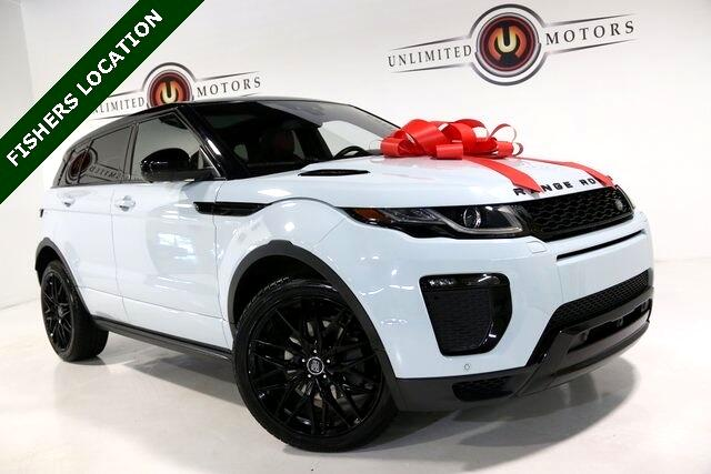 Land Rover Range Rover Evoque 5 Door HSE Dynamic 2017