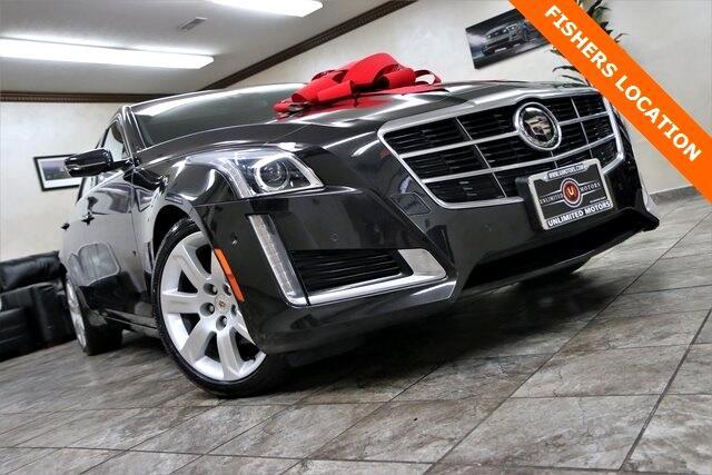2014 Cadillac CTS 2.0L Turbo Premium AWD