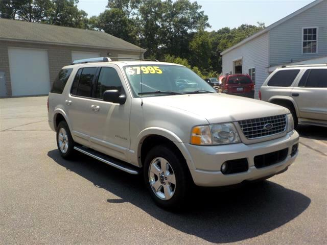 2005 Ford Explorer Limited 4.0L 2WD