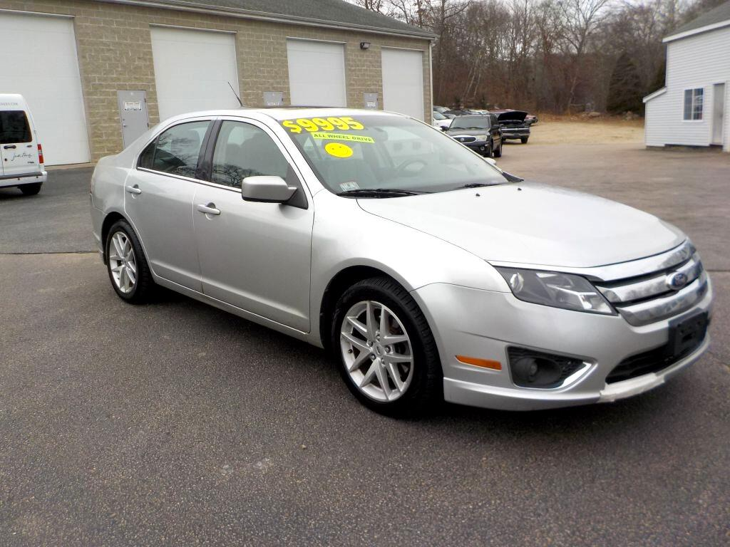 Ford Fusion V6 SEL AWD 2011
