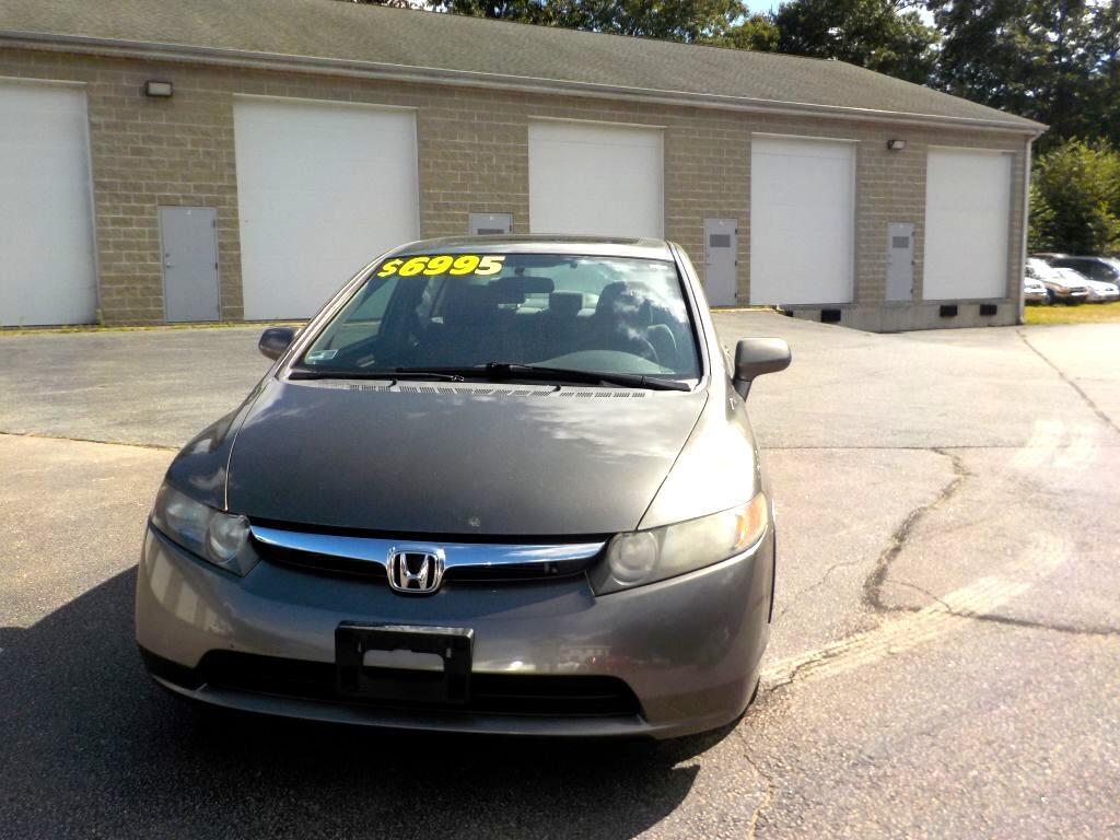 2008 Honda Civic EX sedan AT