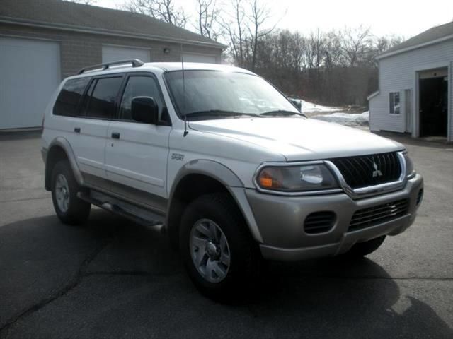 2003 Mitsubishi Montero Sport XLS 4WD