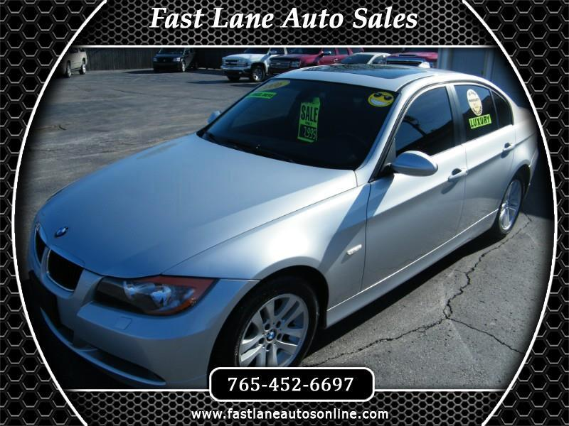 BMW 3-Series 325xi Sedan 2006