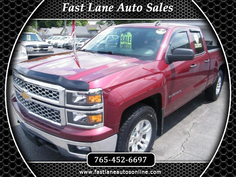 "2014 Chevrolet Silverado 1500 4WD Crew Cab 147"" High Country"