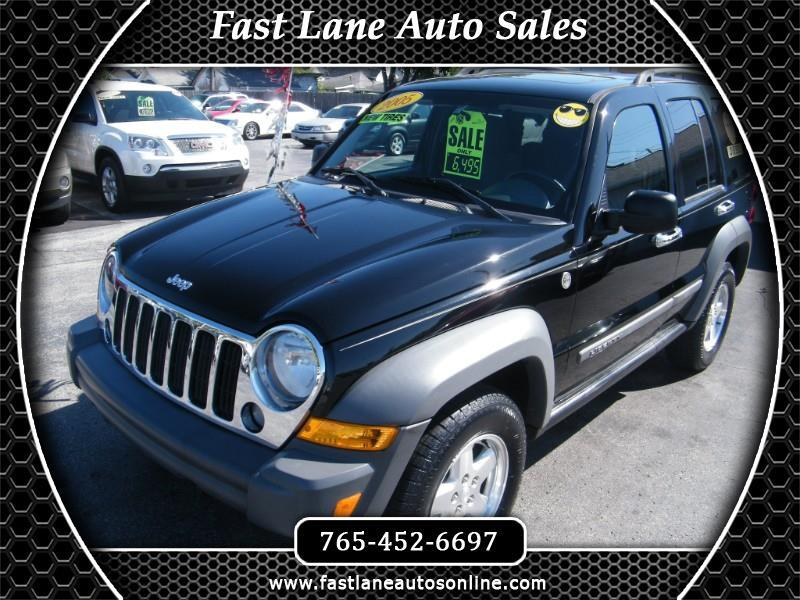 2005 Jeep Liberty Limited CRD Diesel