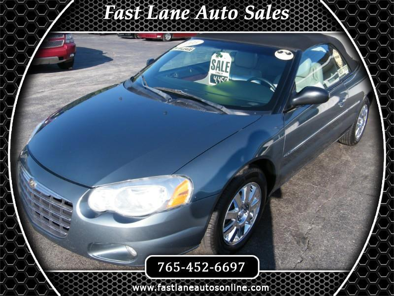 Chrysler Sebring Limited Convertible 2005
