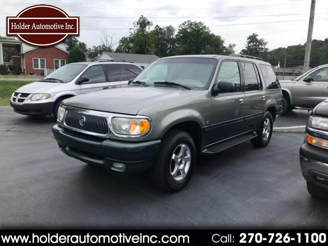 1999 Mercury Mountaineer AWD