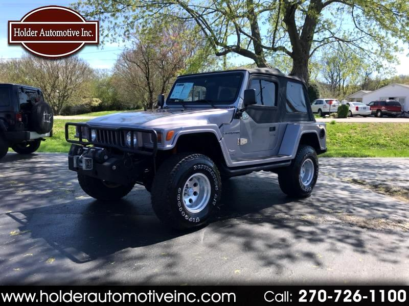 1988 Jeep Wrangler LANDRUNNER CONVERSION
