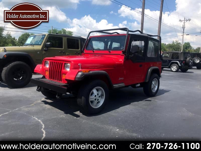 1995 Jeep Wrangler Rio Grand