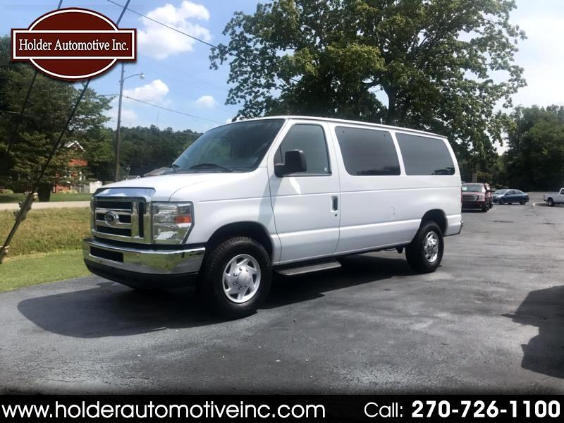 Ford Econoline E-350 XLT Super Duty 2014