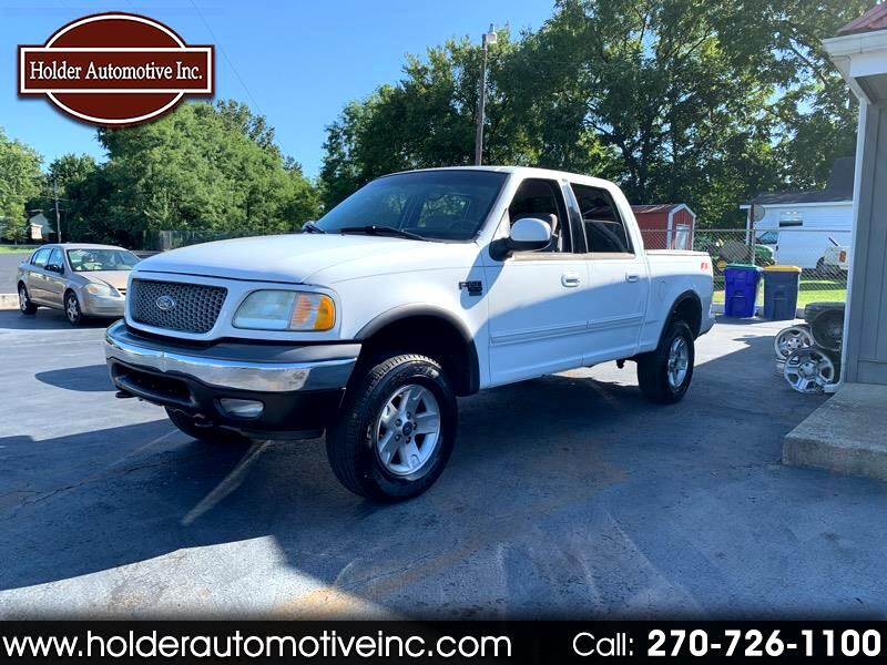 2003 Ford F-150 FX4 SUPERCREW 4X4