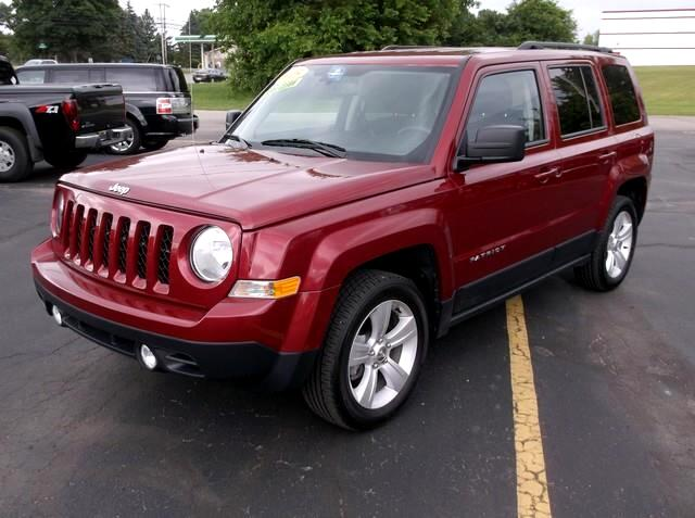Jeep Patriot Latitude 2WD 2015