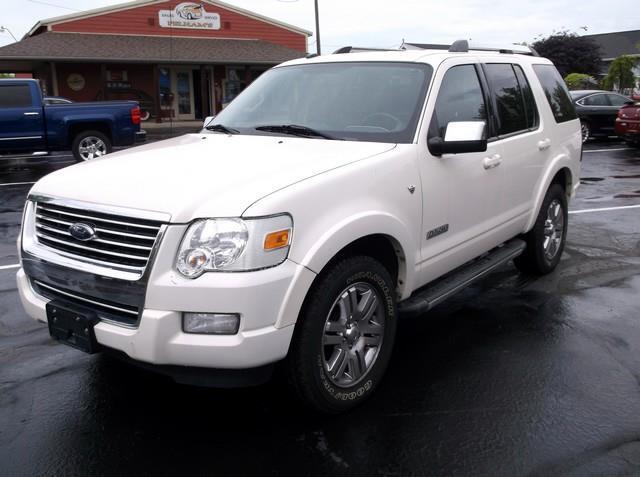 2008 Ford Explorer Limited 4.6L 4WD