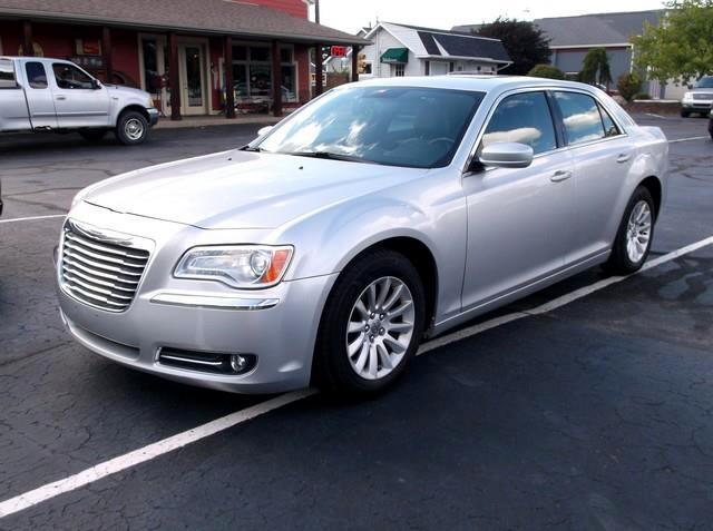 2012 Chrysler 300 Base