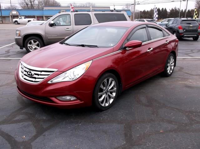 Hyundai Sonata Limited Auto 2011