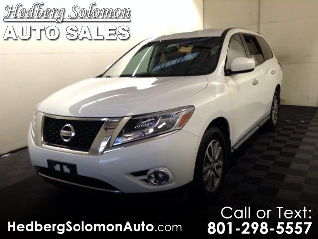 2013 Nissan Pathfinder 4WD 4dr SV *Ltd Avail*