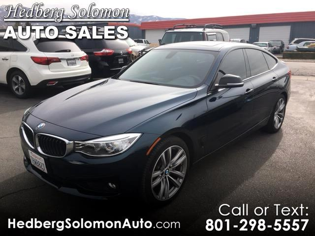 2014 BMW 335i xDrive 335 xi Grand Tourismo Sport X-Drive