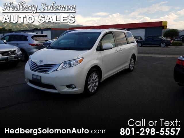 2012 Toyota Sienna Ltd