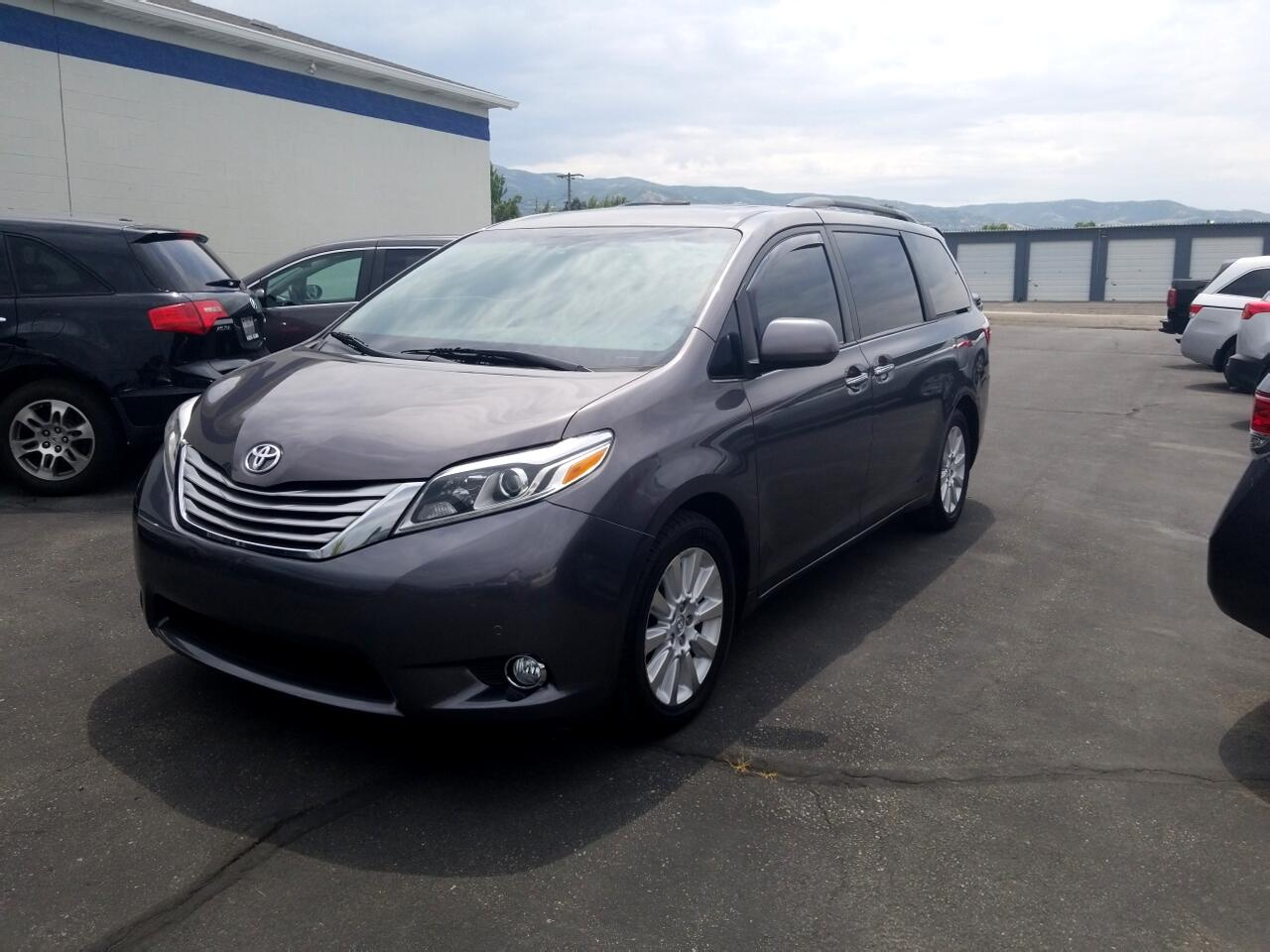 2015 Toyota Sienna 5dr XLE Limited AWD (Natl)