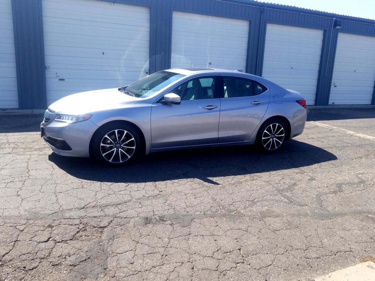 2015 Acura TLX 4dr Sdn FWD V6 Tech