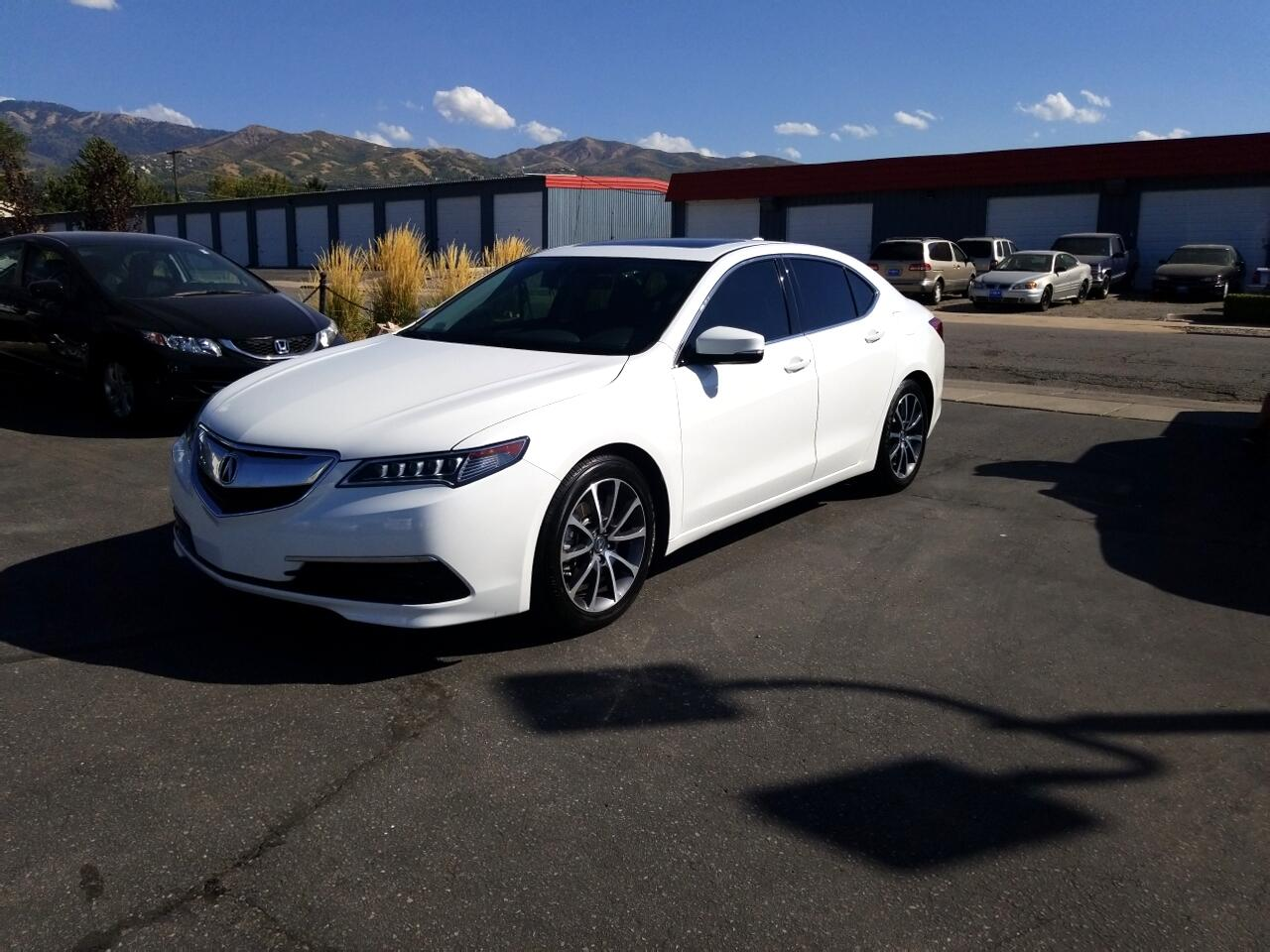 2015 Acura TLX Technology Package 3.5L