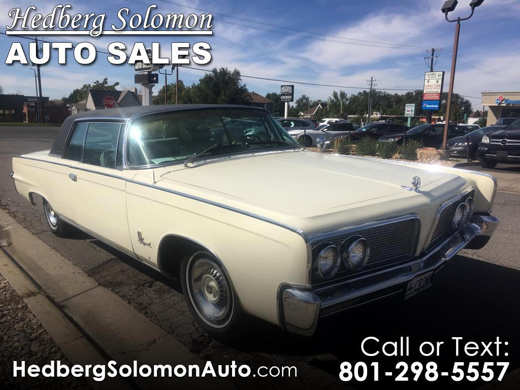 1964 Chrysler Imperial Crown Coupe 440