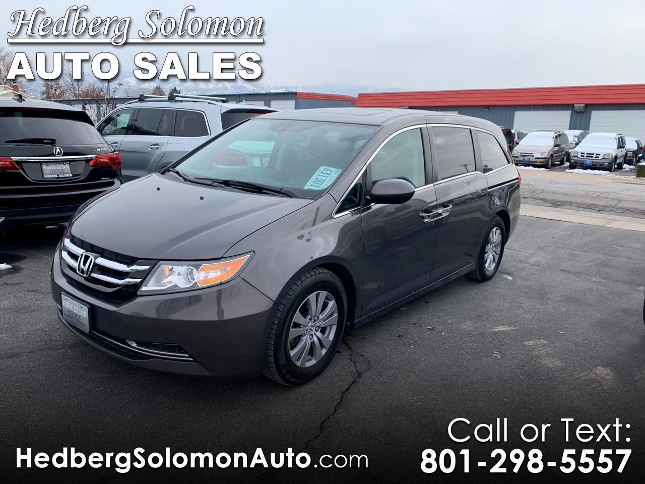 2016 Honda Odyssey 5dr EX-L AT with RES