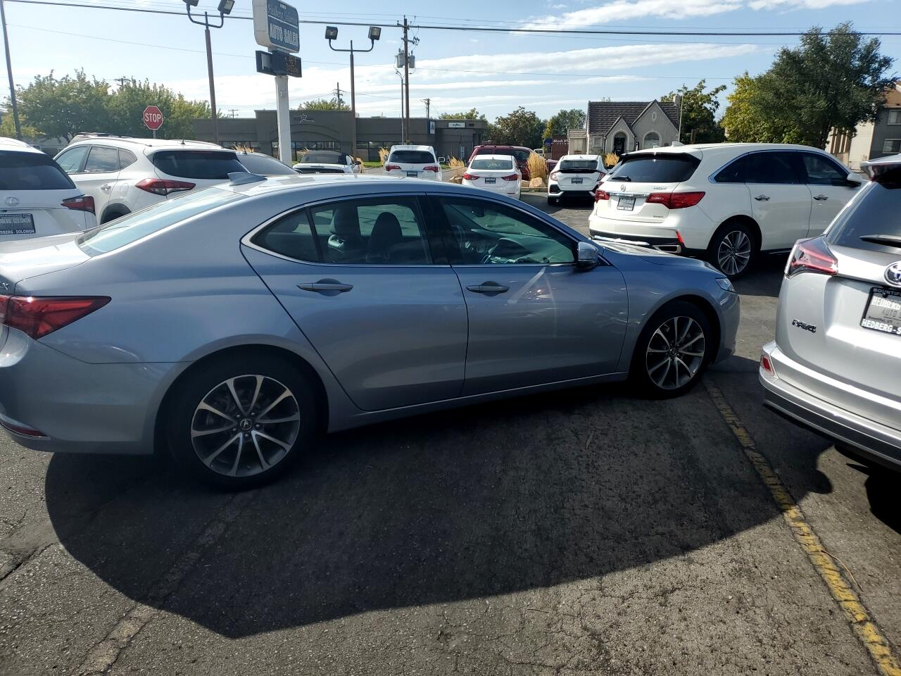 2016 Acura TLX 4dr Sdn FWD V6