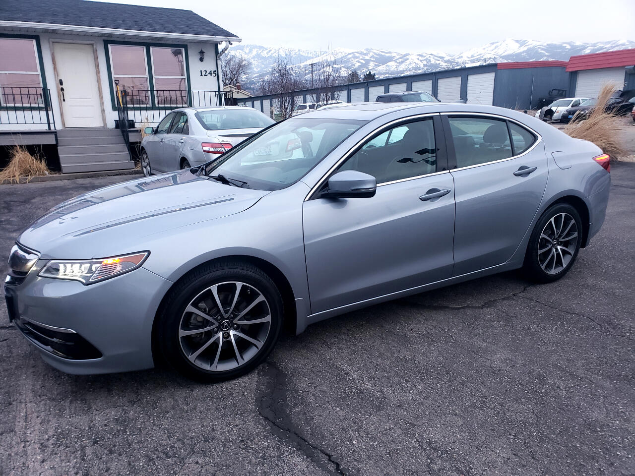 Acura TLX 4dr Sdn FWD V6 2016