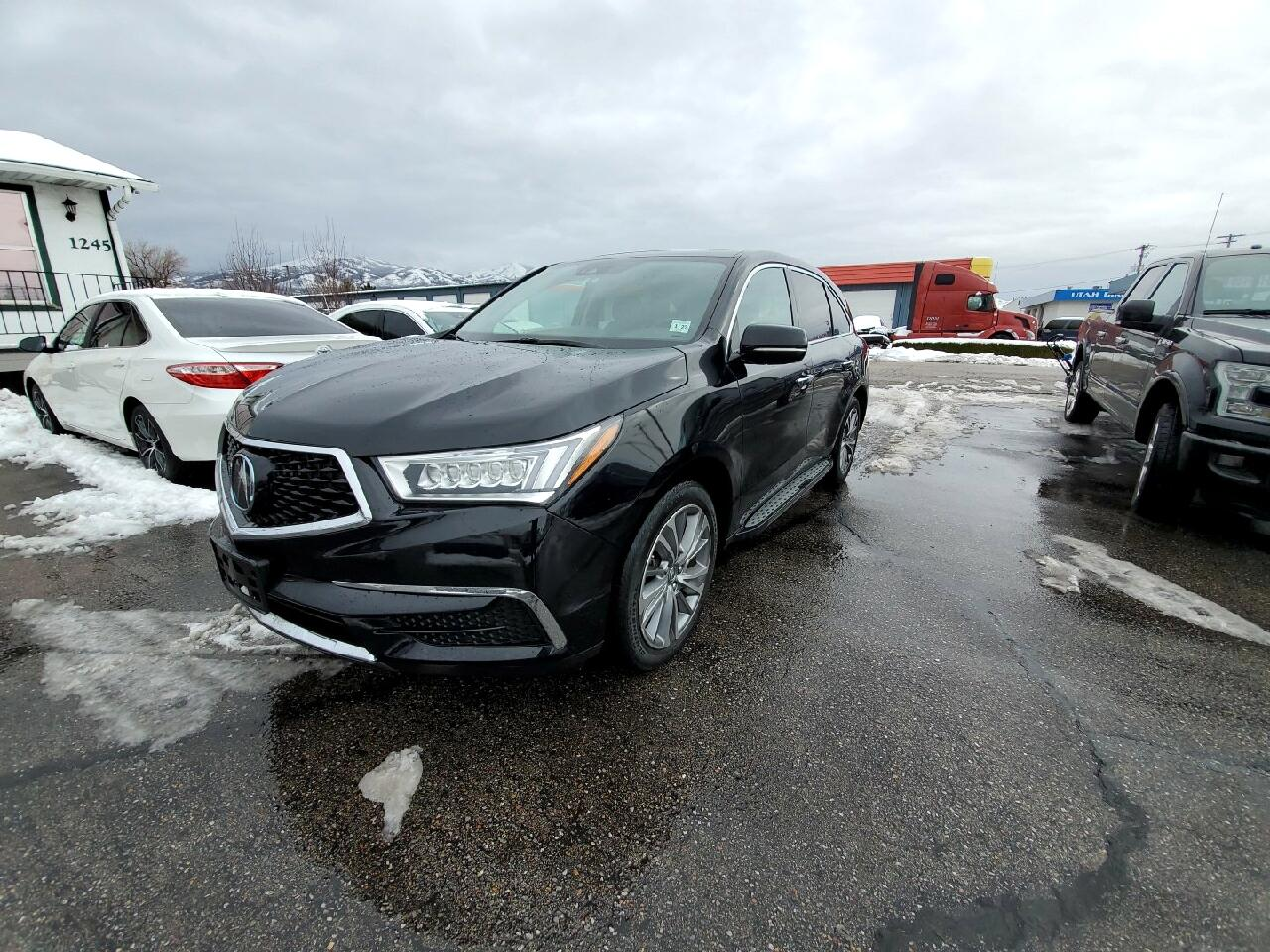 Acura MDX SH-AWD w/Technology/Entertainment Pkg 2017